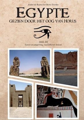 Afbeeldingen van Egypte, gezien door het Oog van Horus