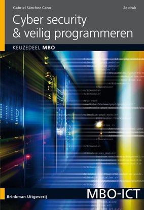 Afbeeldingen van MBO ICT Cyber security & veilig programmeren