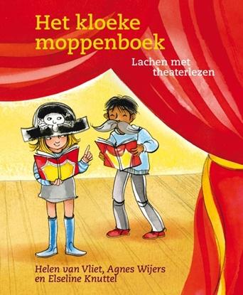 Afbeeldingen van Applaus voor jou - theaterlezen Het kloeke moppenboek