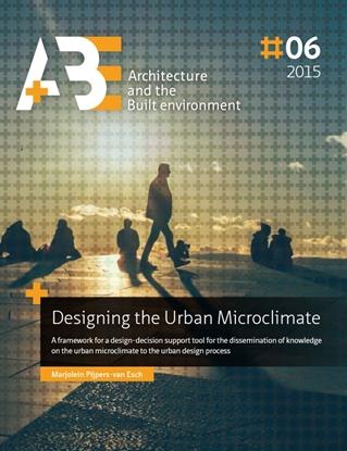 Afbeeldingen van Designing the urban microclimate