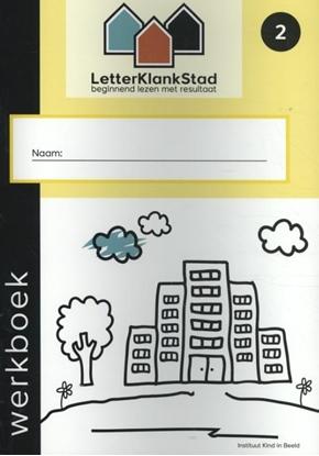Afbeeldingen van LetterKlankStad beginnend lezenmet resultaat 2 Werkboek