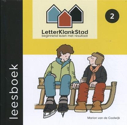 Afbeeldingen van LetterKlankStad Leesboek 2