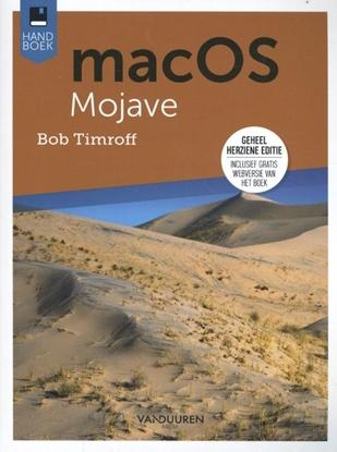Afbeeldingen van Handboek macOS Mojave