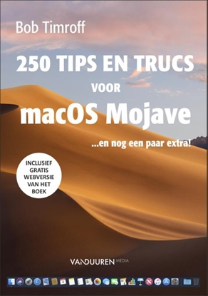 Afbeeldingen van 250 tips & trucs voor macOS Mojave