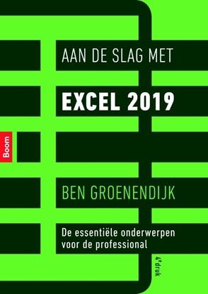 Afbeeldingen van Aan de slag met Excel 2019