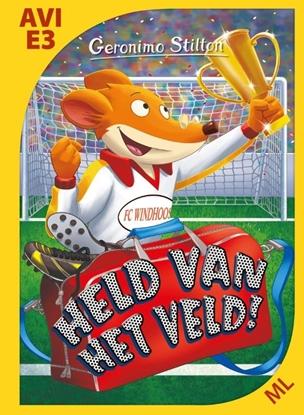 Afbeeldingen van AVI-boeken Held van het veld!