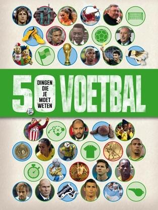 Afbeeldingen van 50 dingen die je moet weten Voetbal
