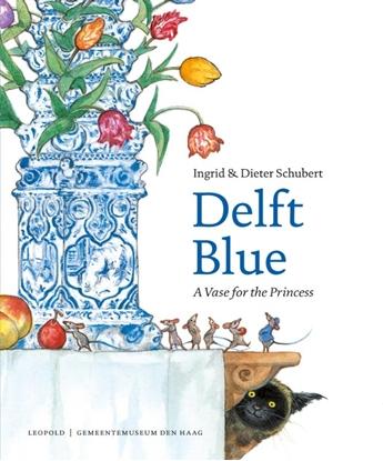 Afbeeldingen van Delft Blue