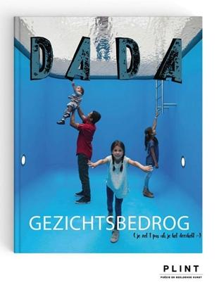 Afbeeldingen van DADA in Stijl Gezichtsbedrog
