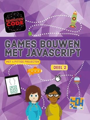 Afbeeldingen van Generation code Games bouwen met JavaScript 2