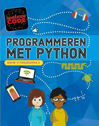Afbeeldingen van Generation code Programmeren met Python