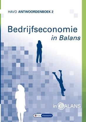 Afbeeldingen van Bedrijfseconomie in Balans 2 havo antwoordenboek