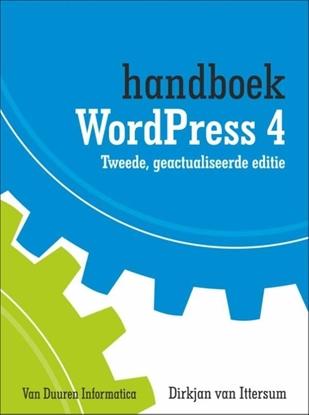 Afbeeldingen van Handboek Wordpress 4 tweede editie