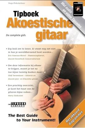 Afbeeldingen van Tipboek Tipboek akoestische gitaar