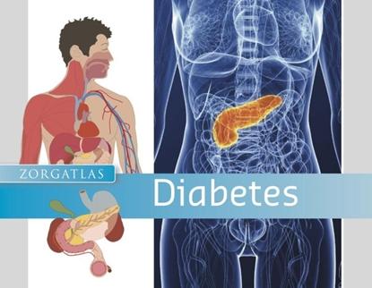 Afbeeldingen van Zorgatlas Diabetes