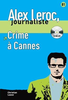 Afbeeldingen van Crimmes à Cannes + CD - A1