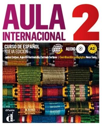 Afbeeldingen van Aula Internacional 2 Libro del alumno + MP3 versión original