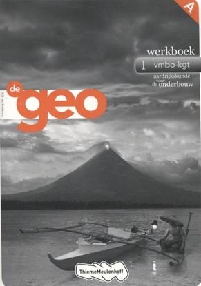 Afbeeldingen van De Geo werkboek vmbo-kgt