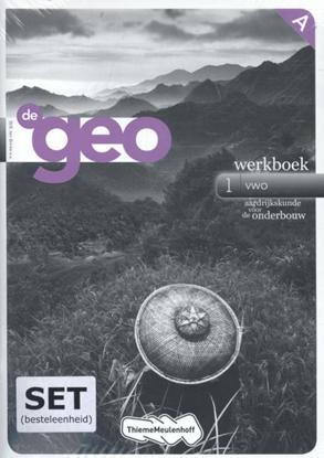 Afbeeldingen van De Geo 1 werkboek vwo