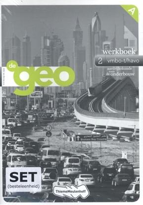 Afbeeldingen van De Geo 2 werkboek vmbo-t/havo
