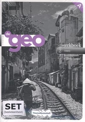 Afbeeldingen van De Geo 2 2 vwo Combipakket werkboek