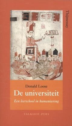 Afbeeldingen van De universiteit