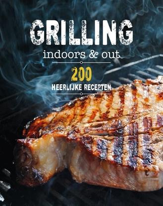 Afbeeldingen van 200 recepten Grilling indoors & out - 200 recepten
