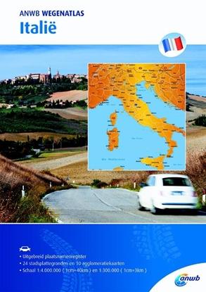 Afbeeldingen van ANWB wegenatlas Italië