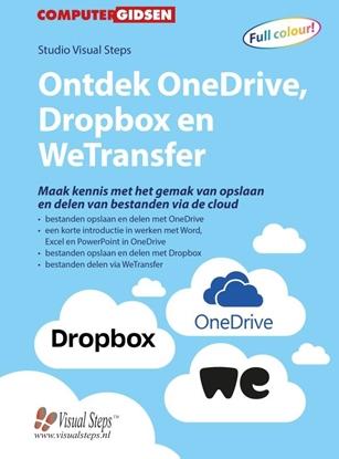 Afbeeldingen van Ontdek OneDrive, Dropbox en WeTransfer