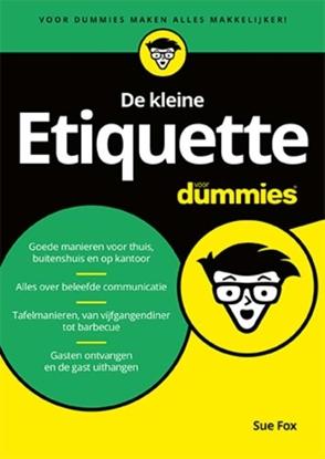 Afbeeldingen van Voor Dummies De kleine etiquette voor dummies