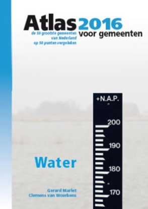 Afbeeldingen van Atlas voor gemeenten Atlas voor gemeenten 2016 Water