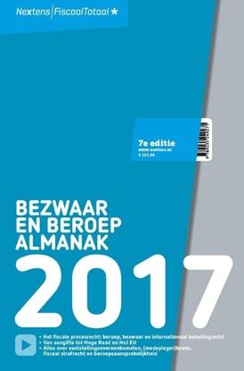 Afbeeldingen van Nextens Bezwaar & Beroep Almanak 2017