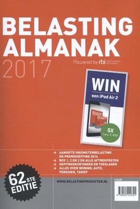 Afbeeldingen van Belasting Almanak 2017