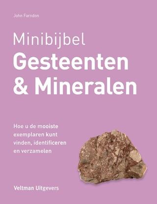 Afbeeldingen van Minibijbel Gesteenten en mineralen