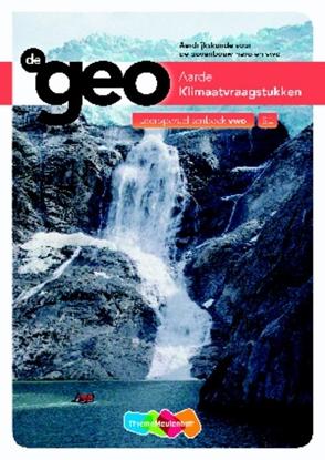 Afbeeldingen van De Geo Aarde Klimaatvraagstukken Leeropdrachtenboek