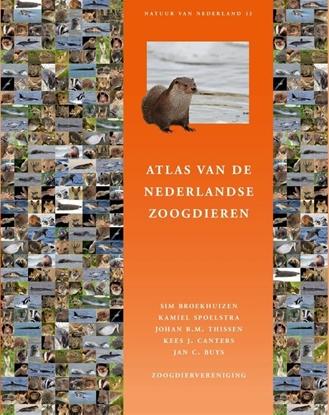Afbeeldingen van Natuur van Nederland Atlas van de Nederlandse zoogdieren