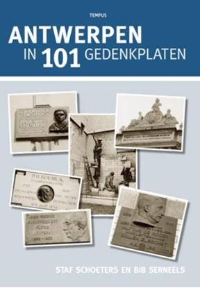 Afbeeldingen van Antwerpen in 101 gedenkplaten
