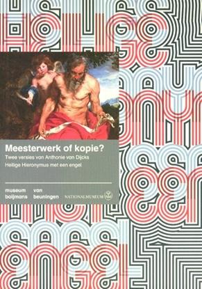 Afbeeldingen van Boijmans Studies Meesterwerk of kopie?