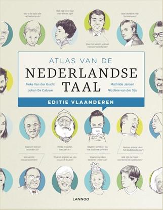 Afbeeldingen van Atlas van de Nederlandse taal Vlaanderen