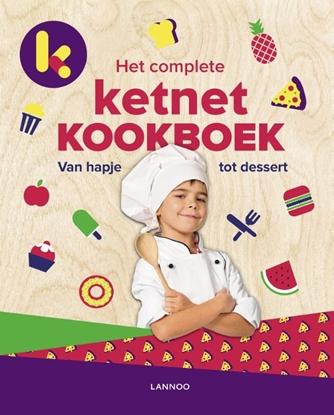 Afbeeldingen van Ketnet Het complete Ketnet kookboek