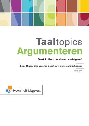 Afbeeldingen van Taaltopics argumenteren