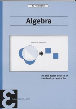 Afbeeldingen van Epsilon uitgaven Algebra