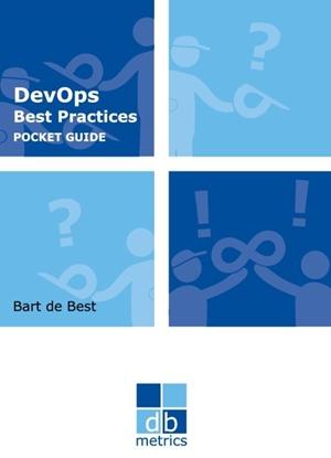 Afbeeldingen van Dbmetrics DevOps Best Practices Pocket Guide