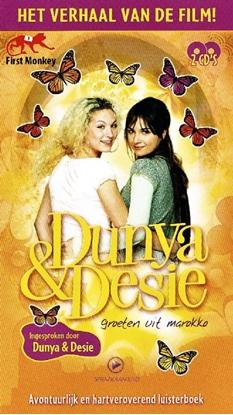 Afbeeldingen van Dunya & Desie groeten uit Marokko