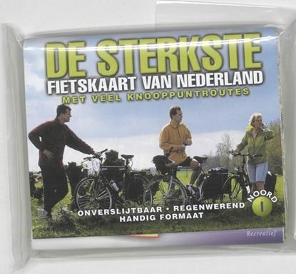 Afbeeldingen van De sterkste fietskaart van Nederland 1+2