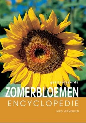 Afbeeldingen van Geillustreerde zomerbloemen encyclopedie