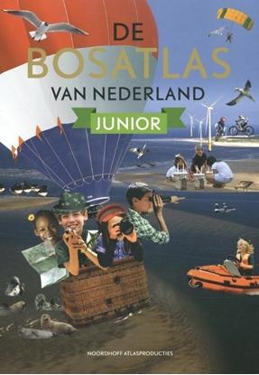 Afbeeldingen van De Bosatlas van Nederland junior