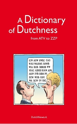 Afbeeldingen van A Dictionary of Dutchness