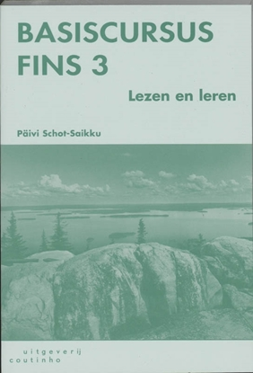 Afbeeldingen van Basiscursus Fins 3 Lezen en leren
