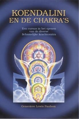 Afbeeldingen van Koendalini en de chakra's